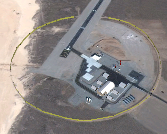 New Satellite Images Reveal A Secret Drone Testing US Drone Base