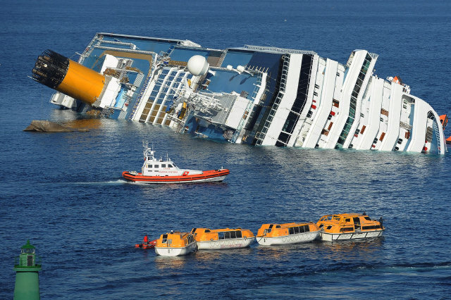 Carnival too big to let Concordia sink profits