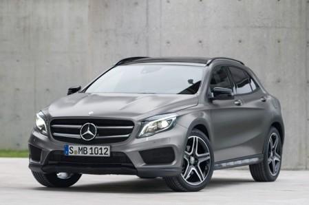 New A-Class Mercedes