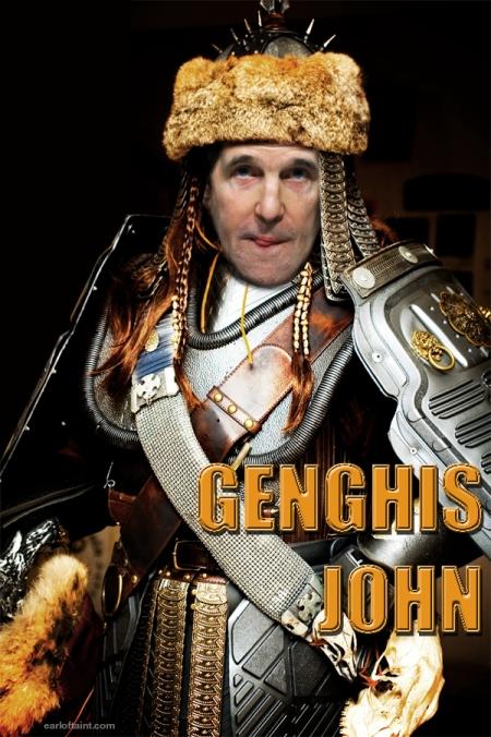 genghusJohn