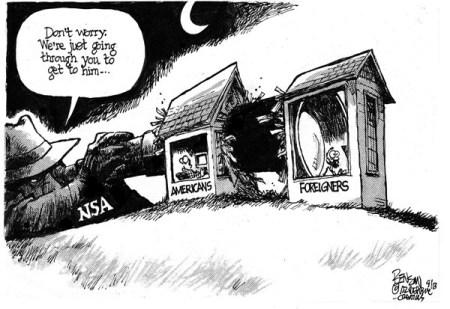 NSA-spys